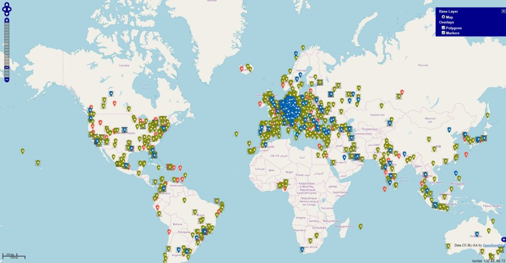 Marktforschung Autos - Hyper Local weltweit